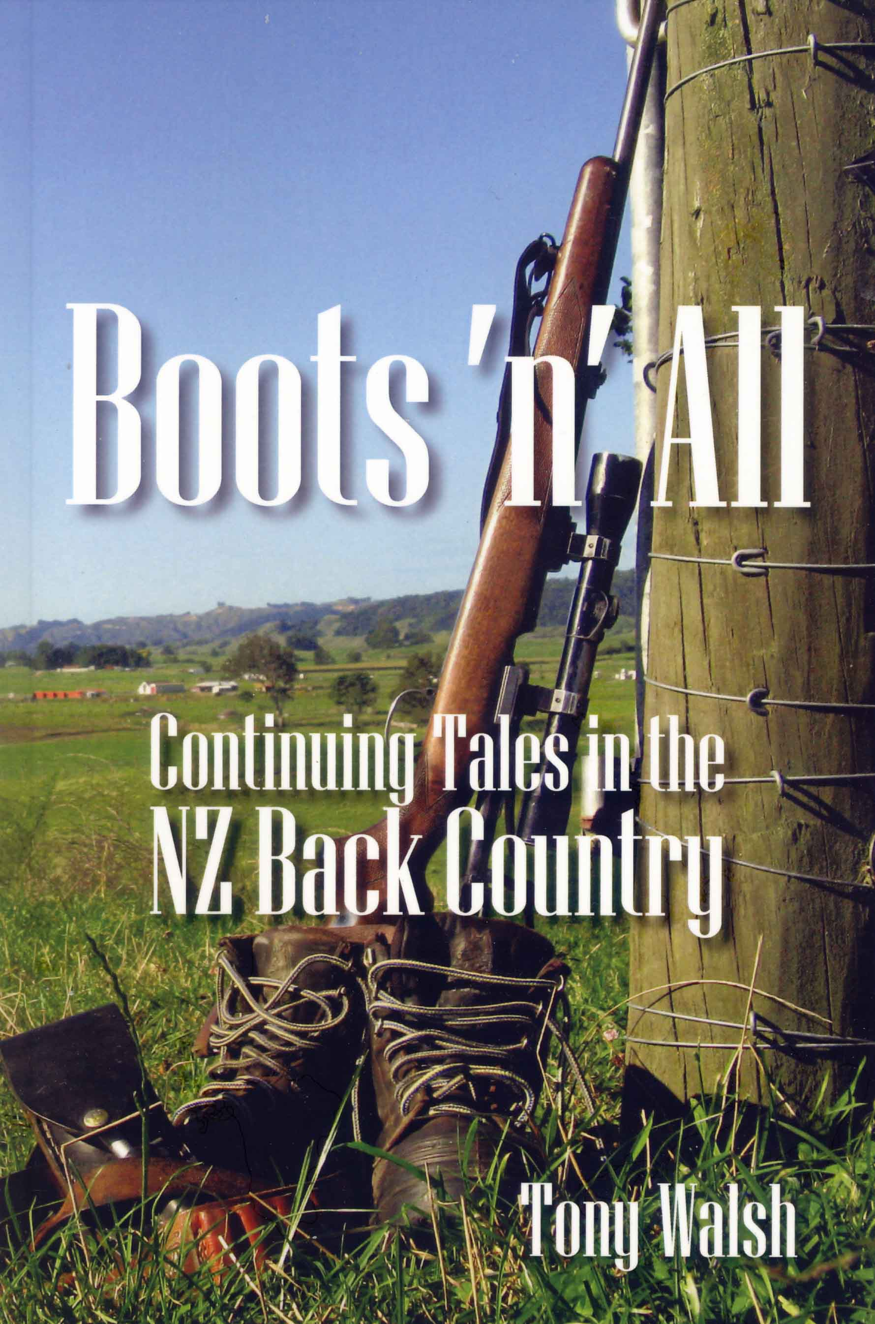 Boots'N' All 1