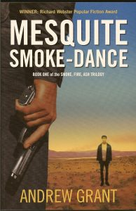 Mesquite Smoke-Dance by Andrew Grant