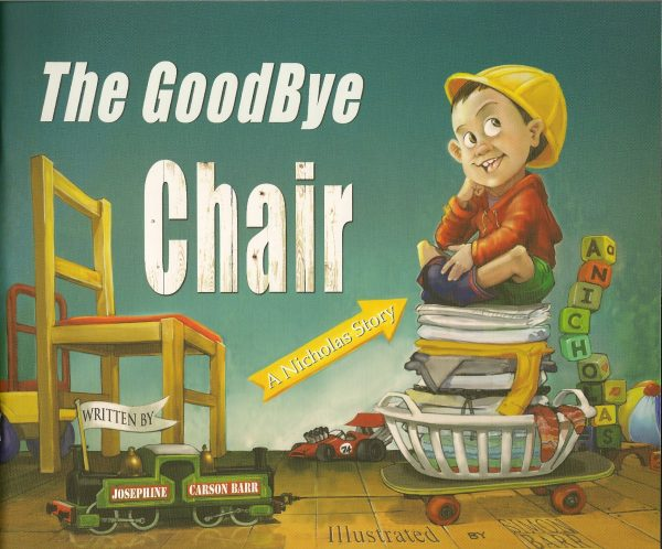 The Goodbye Chair by Josephine Carson-Barr