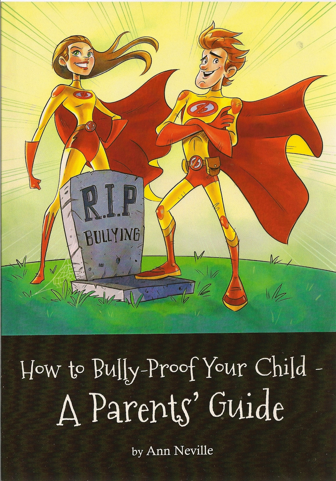 Bullyproof parents