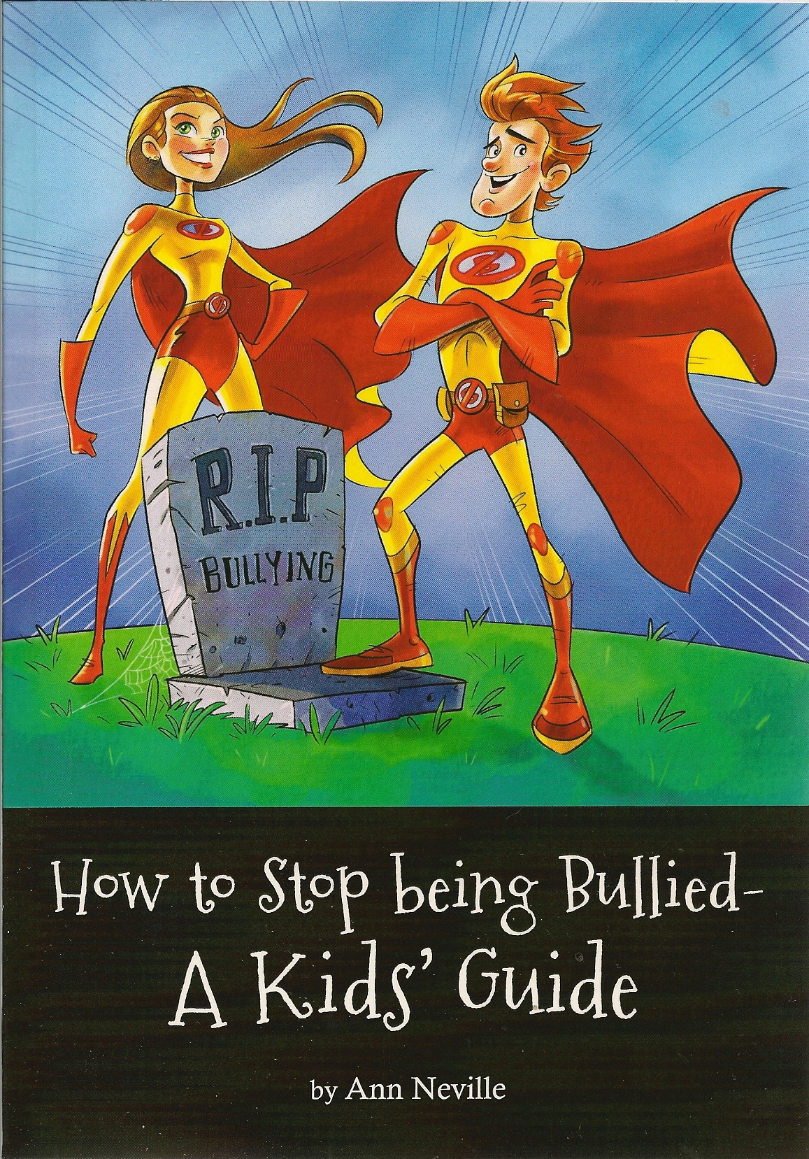 Stop being bullied