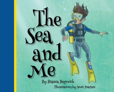 The Sea and Me by Bianca Begovich