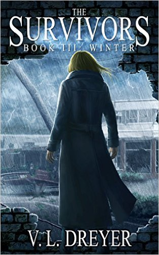 The Survivors Book III: Winter by V.L. Dreyer