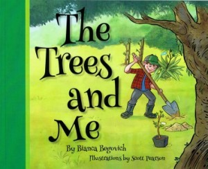 The Trees and Me by Bianca Begovich