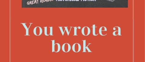 You Wrote a Book: Now What?